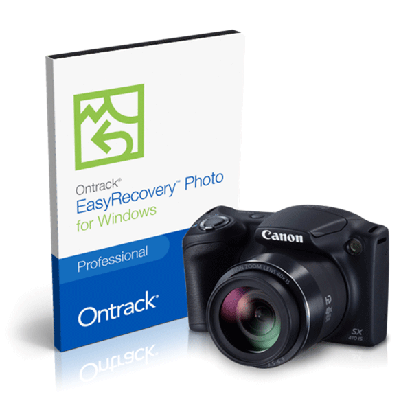 Ontrack EasyRecovery Photo voor Mac / Apple