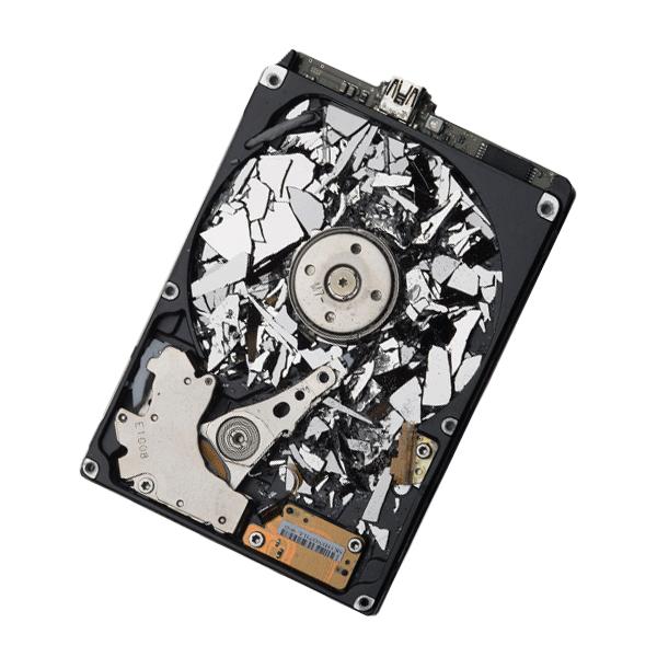 Comment récupérer ses données sur un disque dur cassé ou écran cassé ?